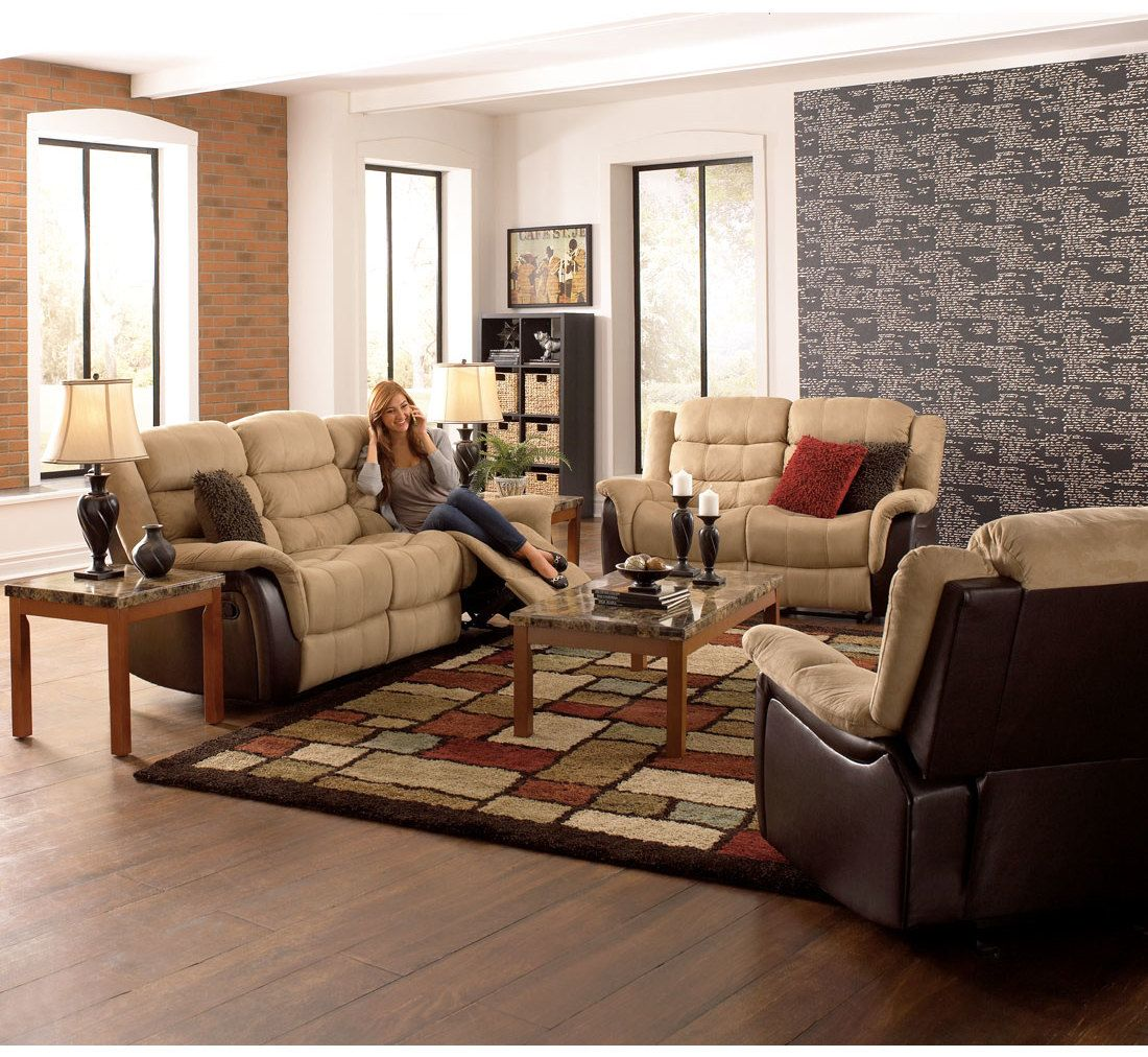 felix ii 2 pc living room   badcock &more   first house