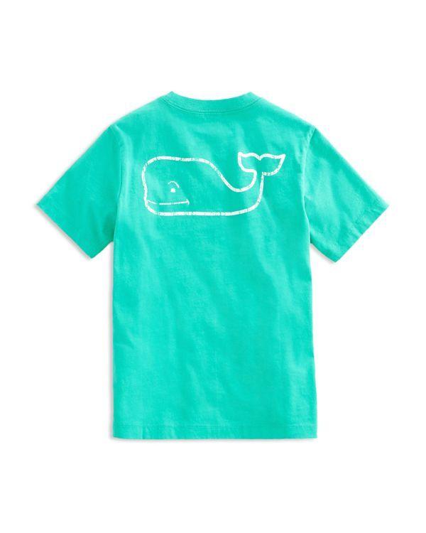 bfd5f9844 Boys' Vintage Whale Pocket Tee - Little Kid, Big Kid | Vineyard ...