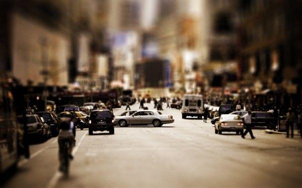 Tilt-Shift New York