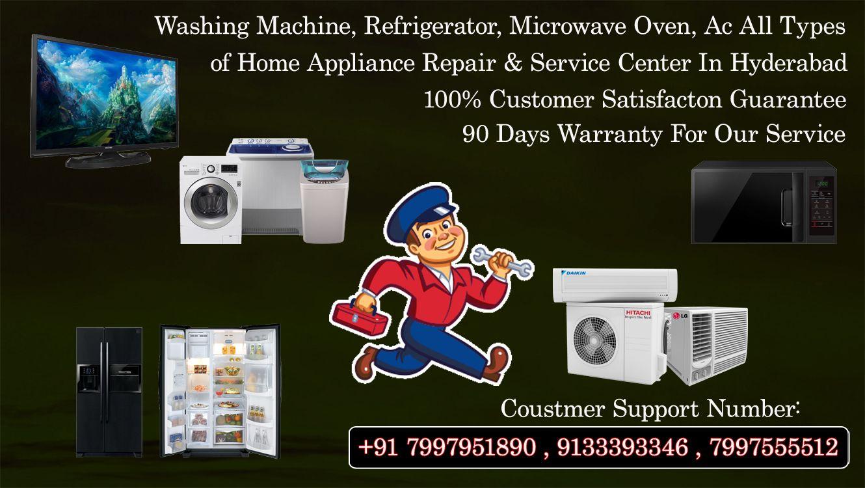 Samsung Refrigerator Service Center In Madhapur Samsung Washing Machine Washing Machine Repair Service Washing Machine Service