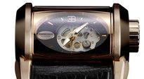 BUGATTI SUPER SPORT ROSE GOLD BLACK   Parmigiani Fleurier Watches