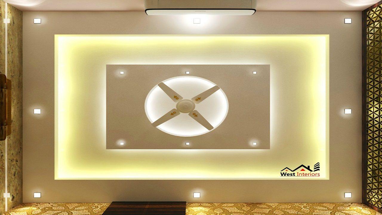West Interiors - False Ceiling Design Work Kolkata   False ...