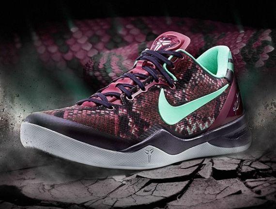 basketball shoes kobe 8 mens black nike football boots