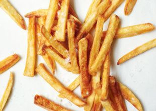 The Easiest And Most Delicious Way To Make French Fries