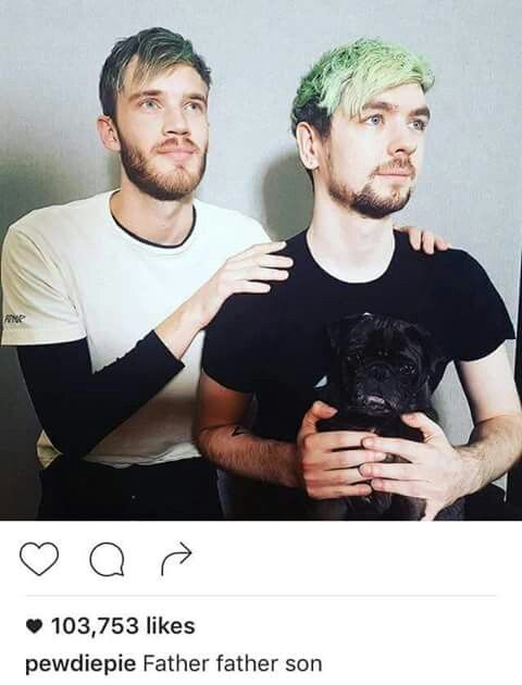 You can barely see Edgar why did jack have to wear a black T shirt