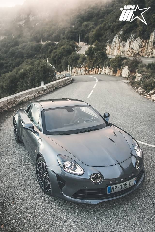 Renault Love presents Alpine A110 Legende! -