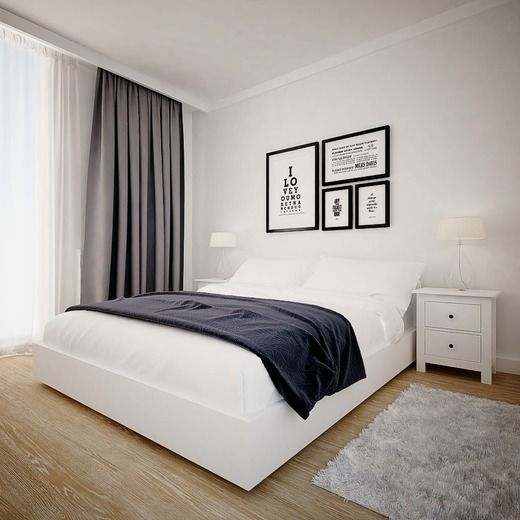 Dekorieren, Schlafzimmer, Wohnen, Silbernes Schlafzimmer, Kleine  Schlafzimmer, Gästezimmer, Hauptschlafzimmer, Schlafzimmerdesign,  Schlafzimmer Ideen