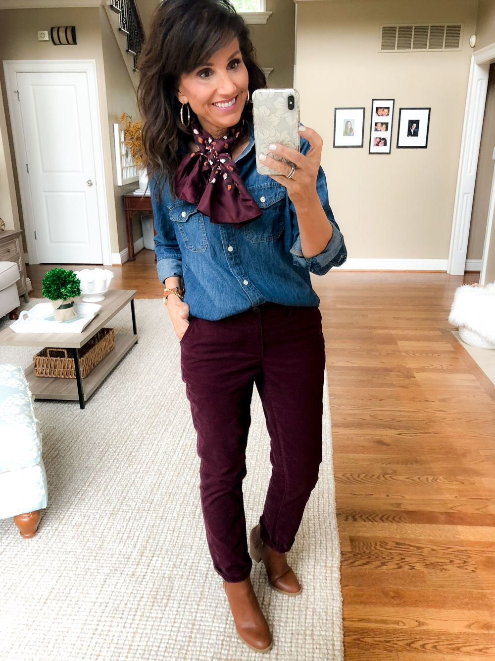 Color Crush: Burgundy Is The Color For Fall