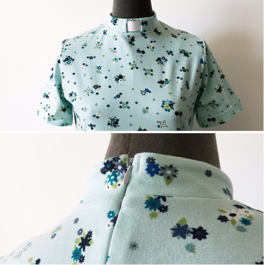 Our Clerical T Shirt Workshop Is Now Available As An Online Course 16 Lessons And Pattern Included Clergy Clerical Ecc Sewing Courses Shirts Tshirts Online