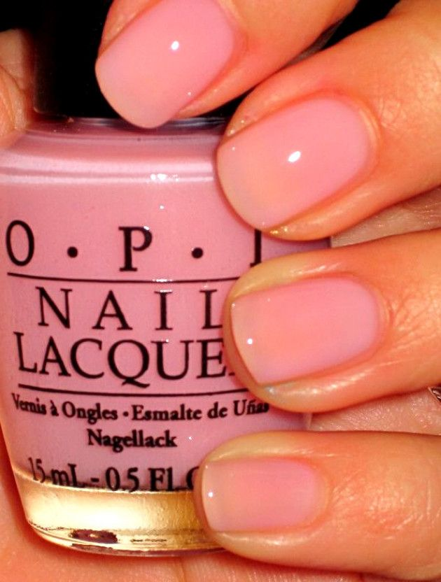 Beauty Look Book   Favorite Nude Pink Nail Polishes   The