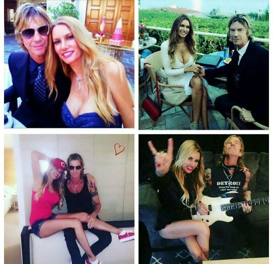 Duff and Susan