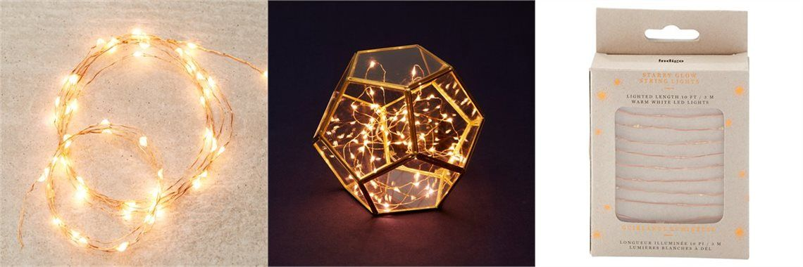 size 40 390eb 69d8f Copper String LED 30-Light – Warm White, 5' | For the Home ...