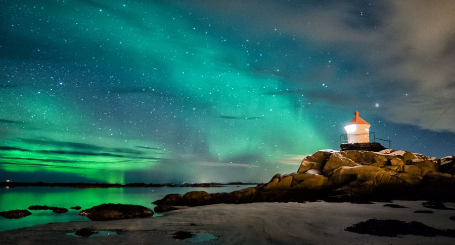 """Light Show"" by Nicole Röhl, via 500px."