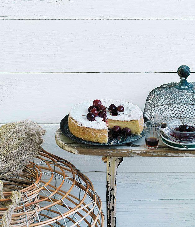 Gâteau Basque (Pastel Vasco) - Gourmet Traveller