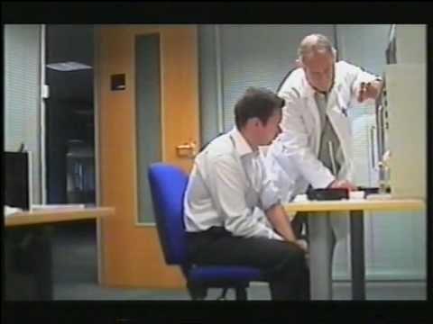 Milgrams famous study