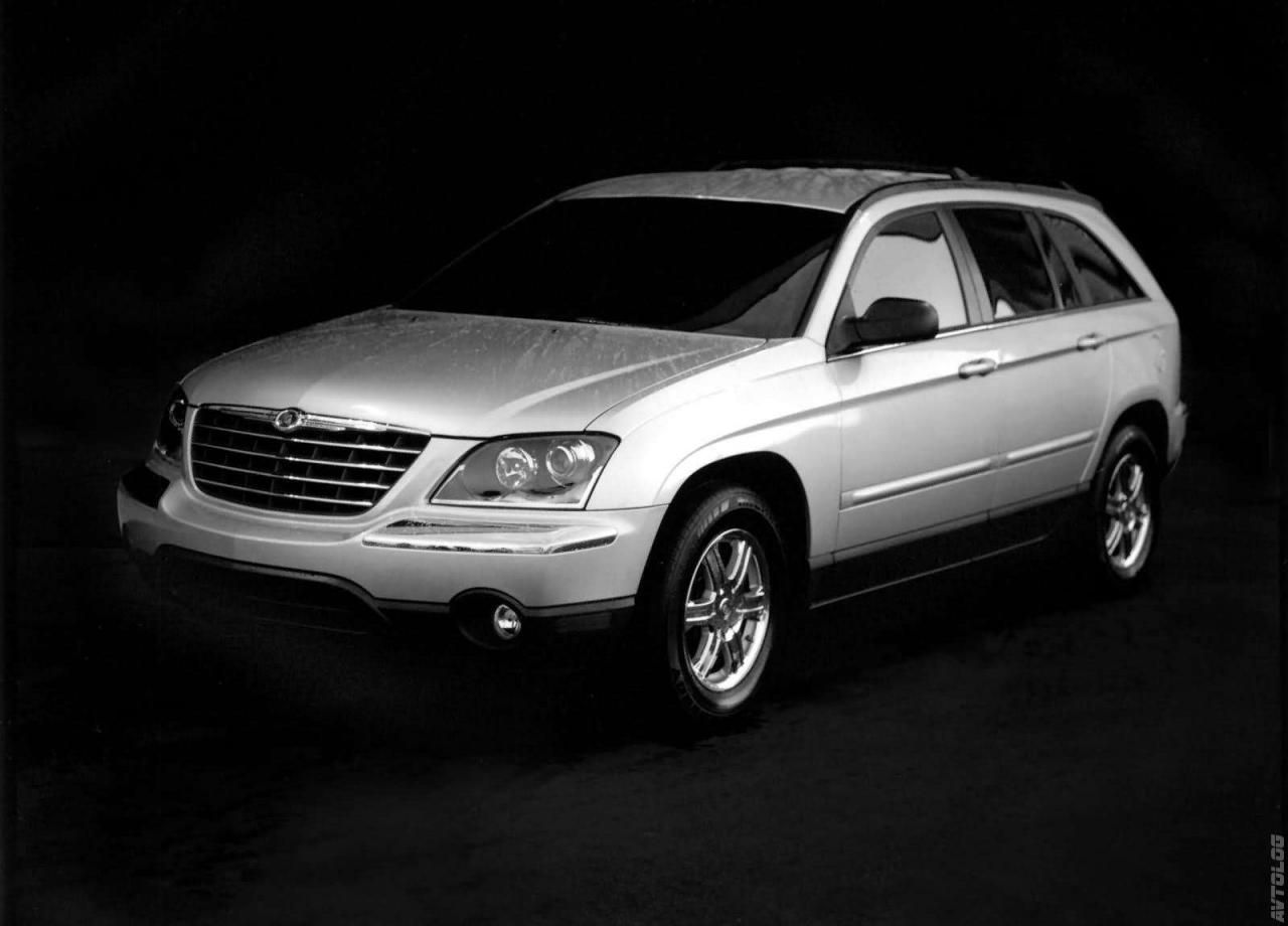2004 Chrysler Pacifica Carcredittampa Happy Customer
