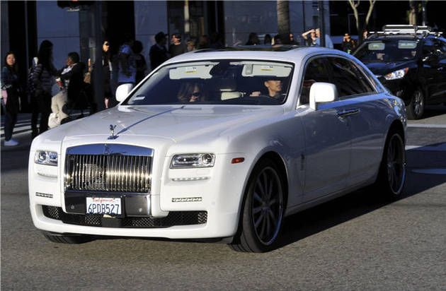 Kim Kardashian's car collection | Rolls royce, Kardashian cars ...