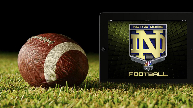 Notre Dame Football notredamefootball.jpg Notre dame