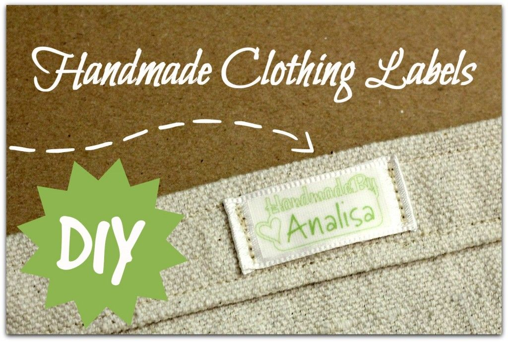 A Step By Tutorial For Making Handmade Clothing Labels With Your Silhouette Paal Perspective