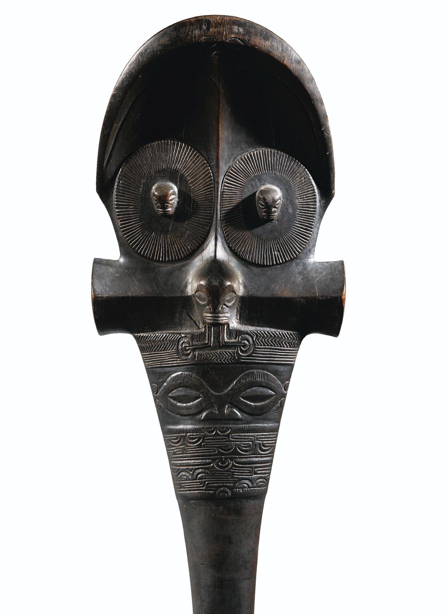 massue u'u | weapon | sotheby's pf1438lot6vdrven