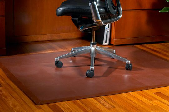 Superb Floor Mats For Office Chairs For Wood Floors