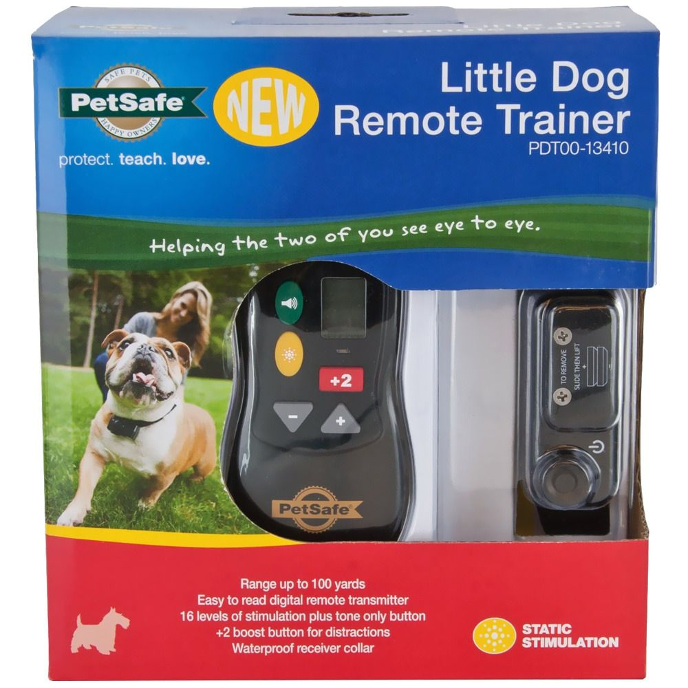 The Little Dog Remote Trainer Is The Reliable Way To Manage Your