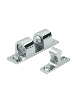 Deltana Ball Tension Catches Are Commonly Used On Cabinet Doors Closets Or Other Lightweight D Stainless Steel Accessories Polished Chrome Modern Door Hardware