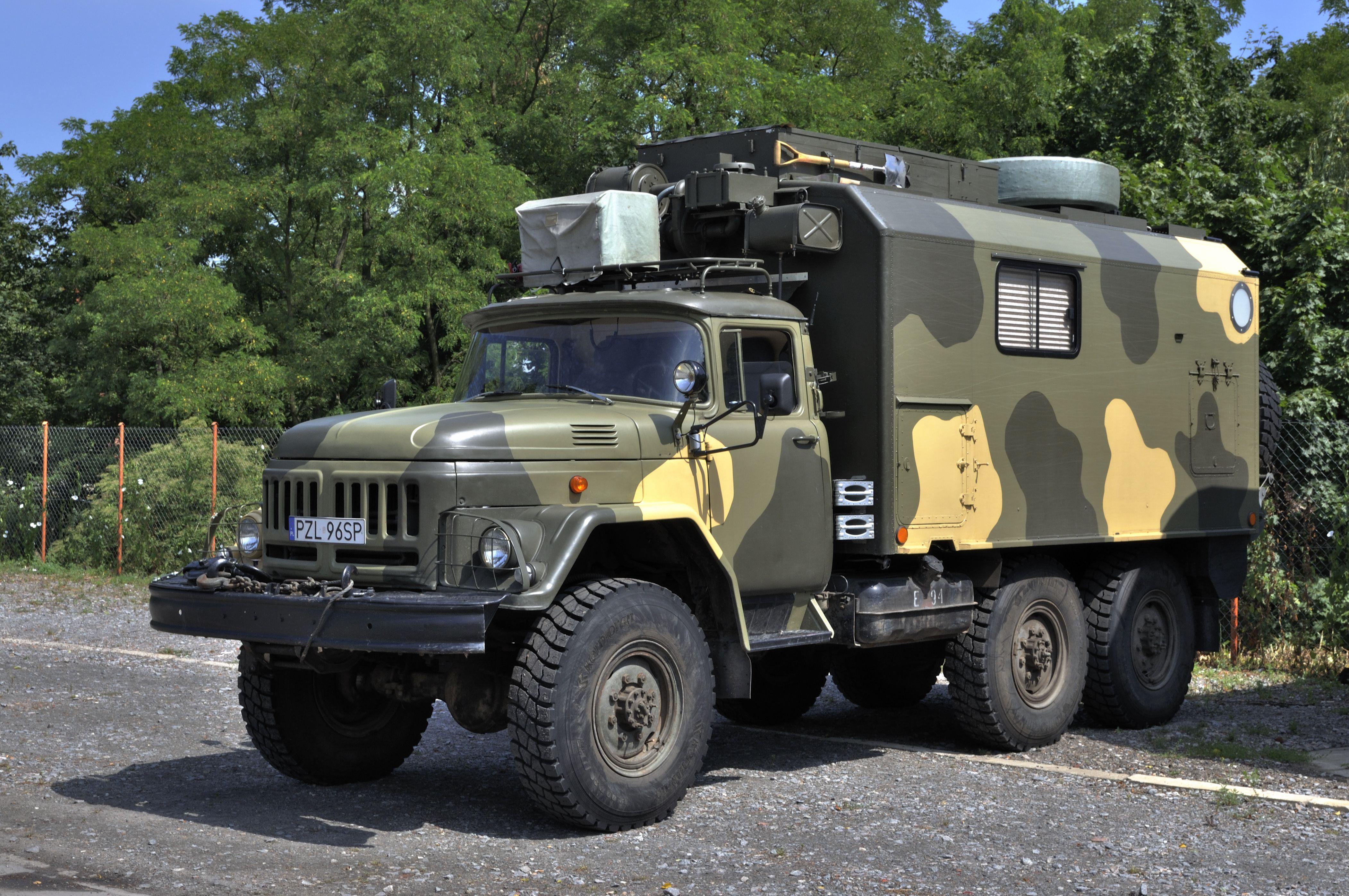 ZIL Trucks: tuning