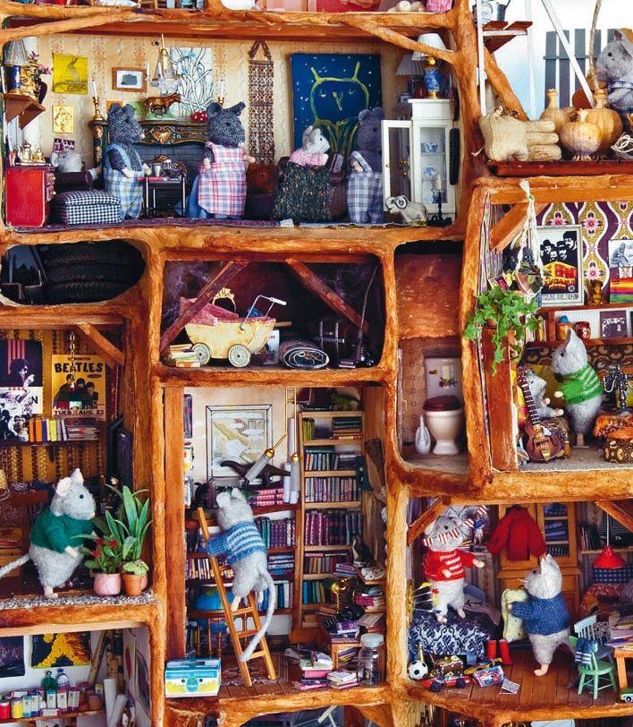мышкин дом в картинках