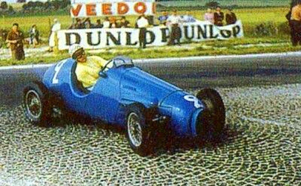 1952 gordini t16 jean behra 1952 formu a 1 pinterest for Garage jean behra