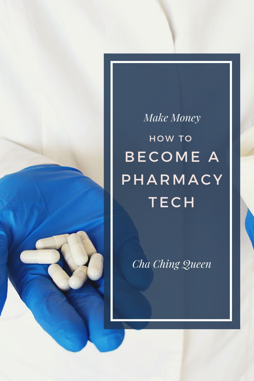How long does it take to earn a pharmacy technician
