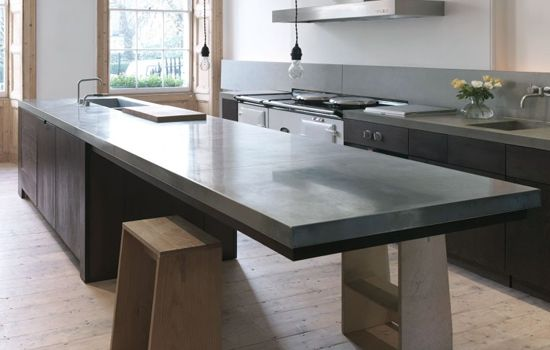 Caesarstone benchtops eases the cleaning process and you can always - küche in l form