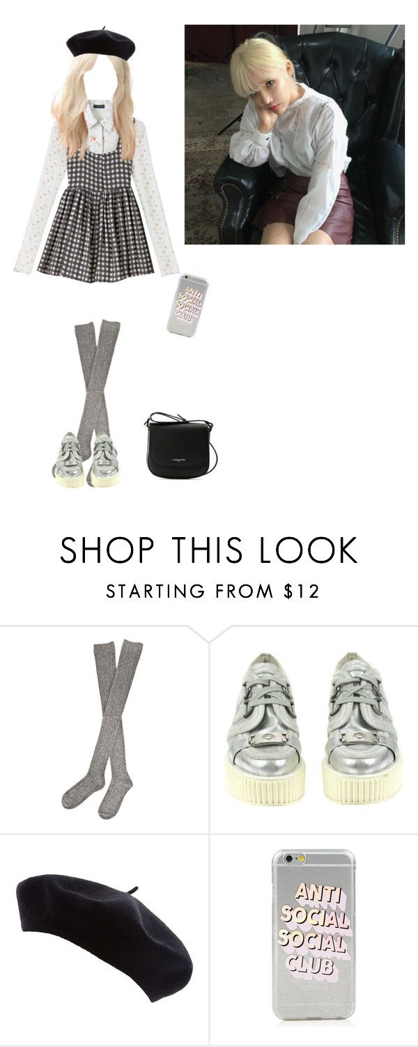 """""""d e e d e e;; We Got Married, Mission 1"""" by official-chaos ❤ liked on Polyvore featuring Hansel from Basel, Richard Chai Love, Chanel and Lancaster"""