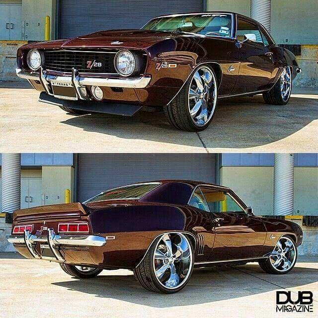 Muscle Cars, Car Wheels, Classic Cars