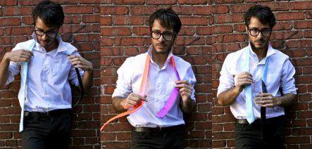 eco ties - mens accessories  www.iamayla.com