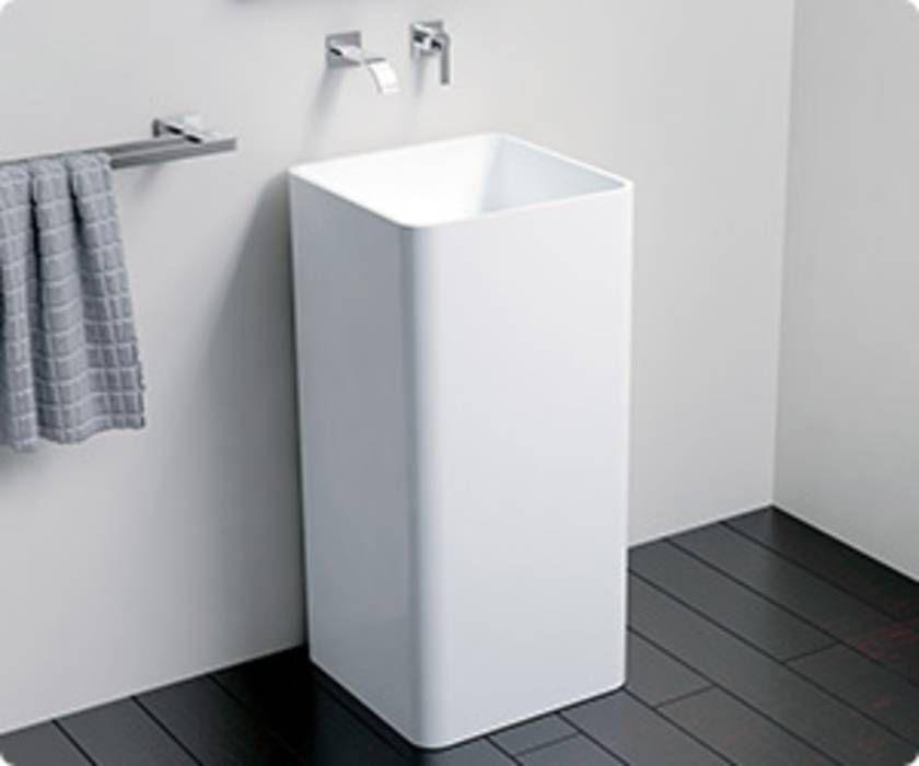 Moderne badezimmermöbel ~ Moderne badezimmer bilder mineralguss standbecken sb