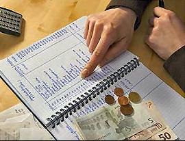 Huishoudboekje bijhouden - Budgetplan
