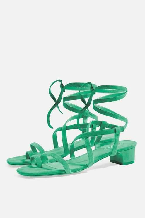 041de375666 Womens FABLE Strappy Sandals - Green