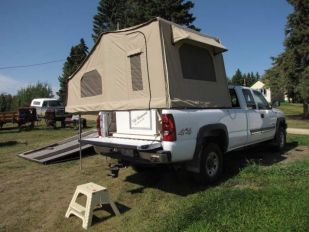 Truck Bed Tent Camper Most Intruiging One I Ve Seen Yet