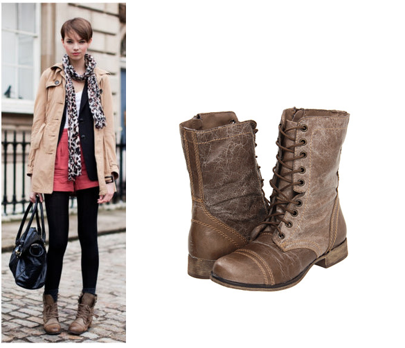 17bc0ace04b Steve Madden Troopa Boots | Fashion is my passion | Steve madden ...
