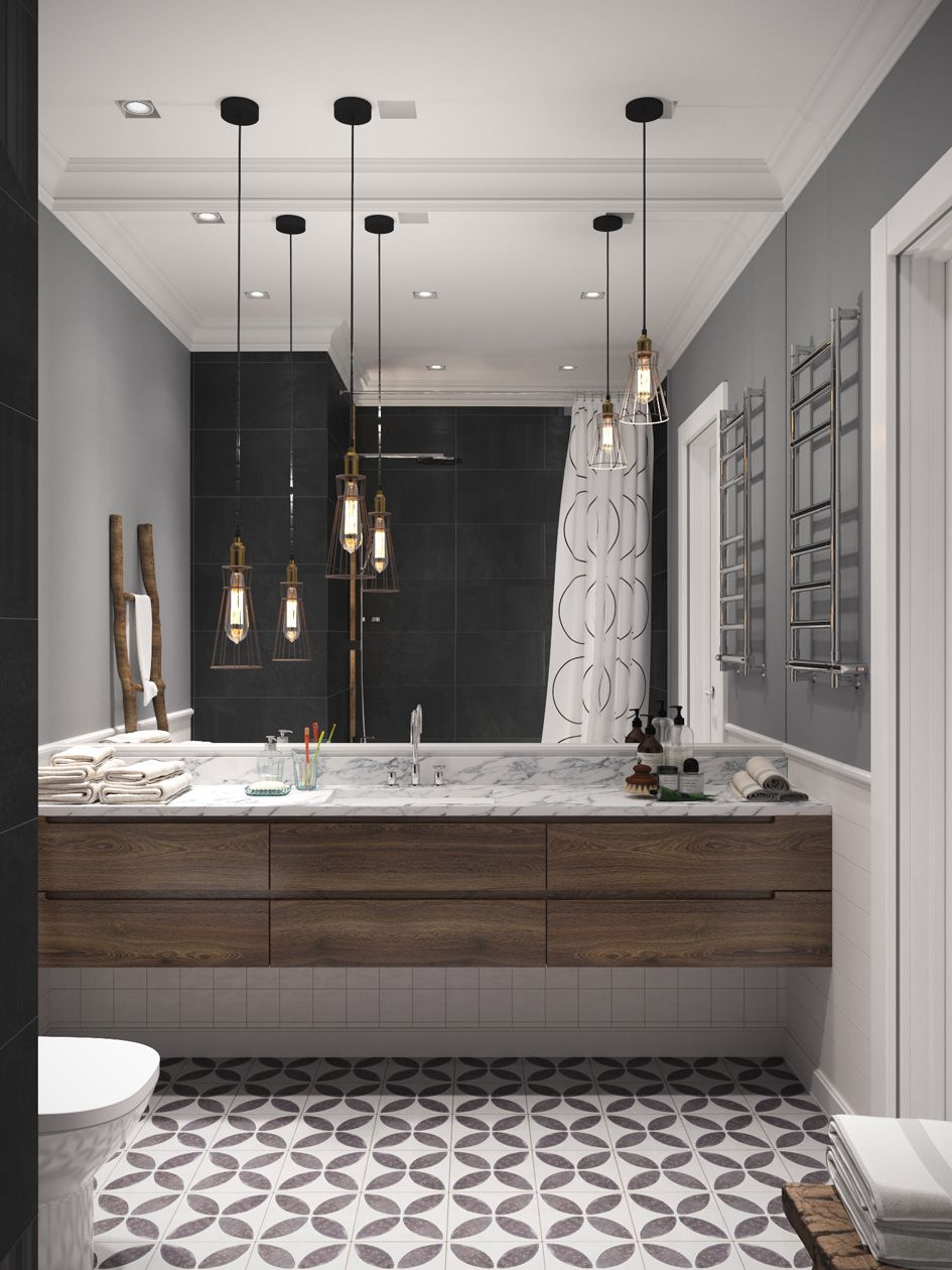 Cartelle Design Only Bathrooms Powder Rooms Pinterest
