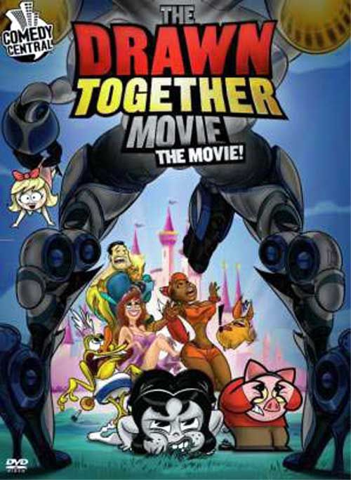 The Drawn Together Movie The Movie 2010 U S A Drawn Together Free Cartoon Movies Movies