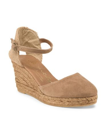 83120b30da23 Made In Spain Espadrille Wedge