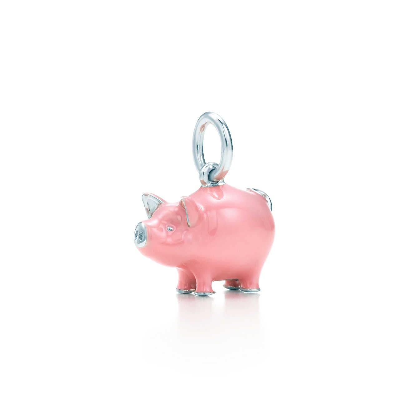 af0b71bcb Piggy Charm in 2019 | Family | Tiffany jewelry, Jewelry, Outfits