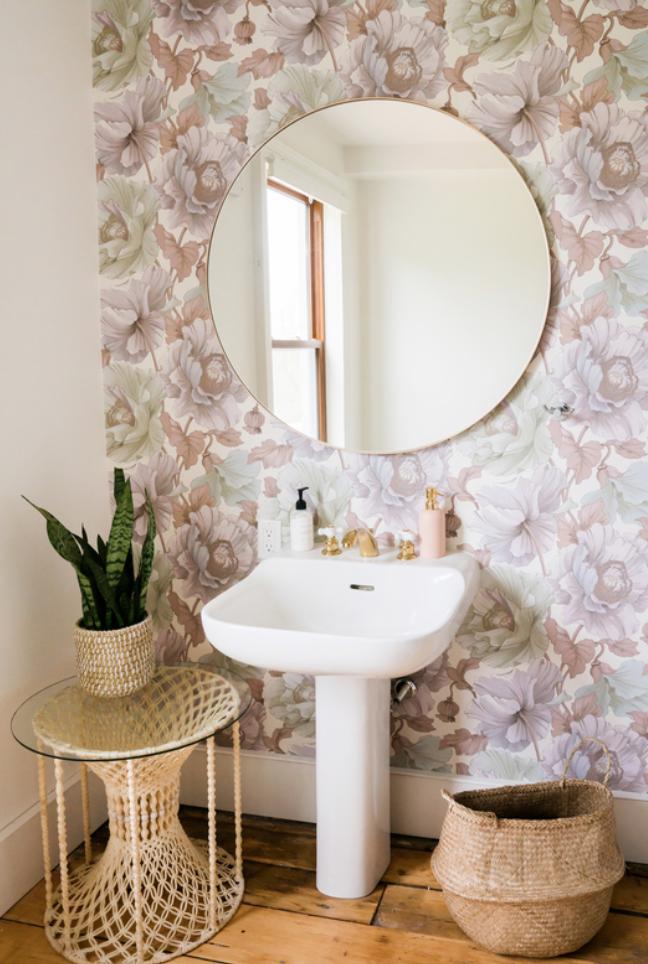 Easy Bathroom Backsplash Ideas To Copy Simple Bathroom Bathroom