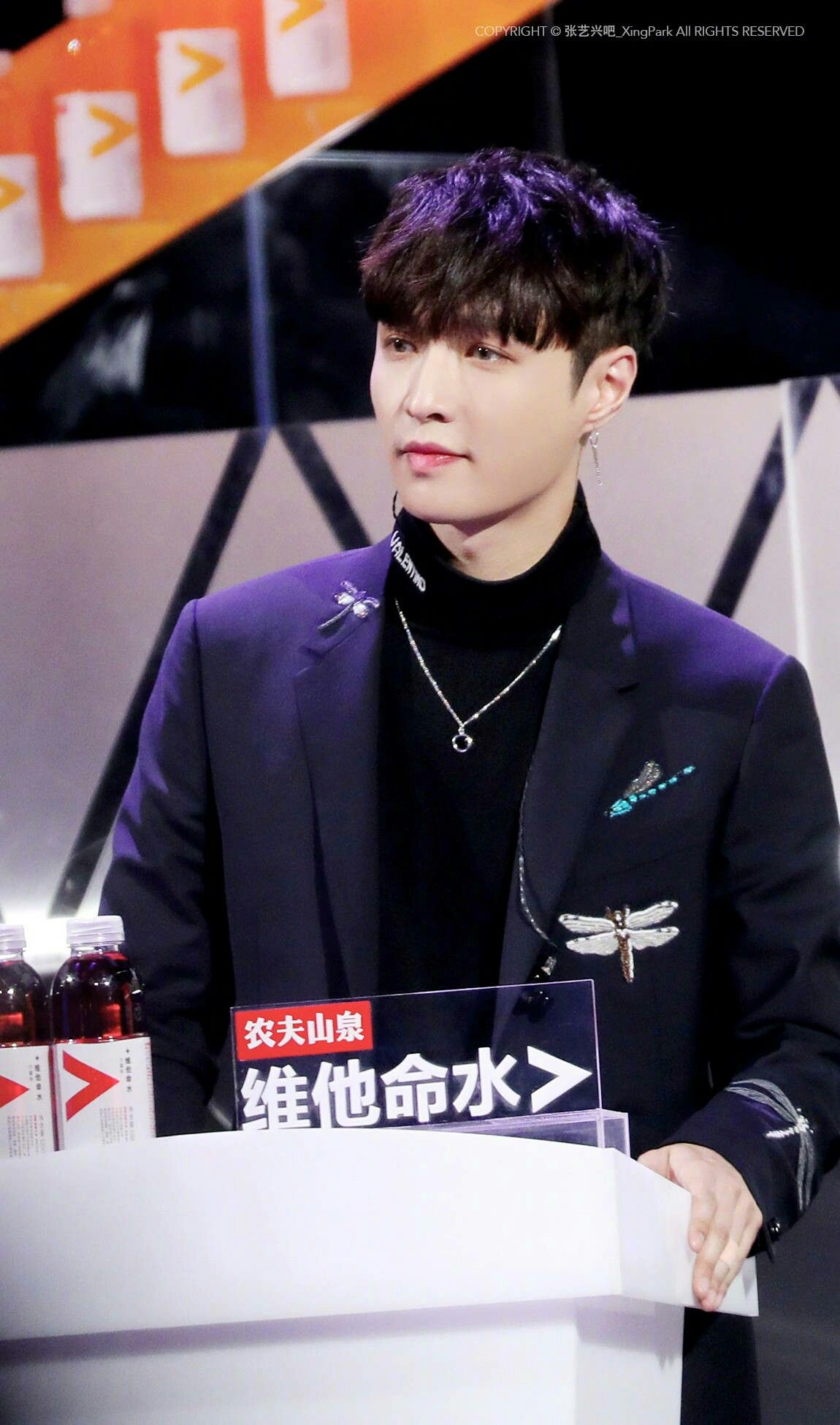 180406 Idol Producer Finale Lay Yixing Exo Yixing Vocalist Record Producer
