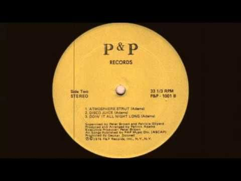 Cloud One - Atmosphere Strut (P&P Records) 1976 - YouTube