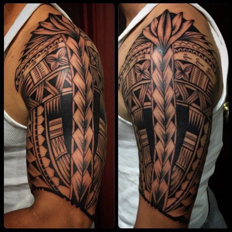polynesian tattoos stencils Polynesiantattoos