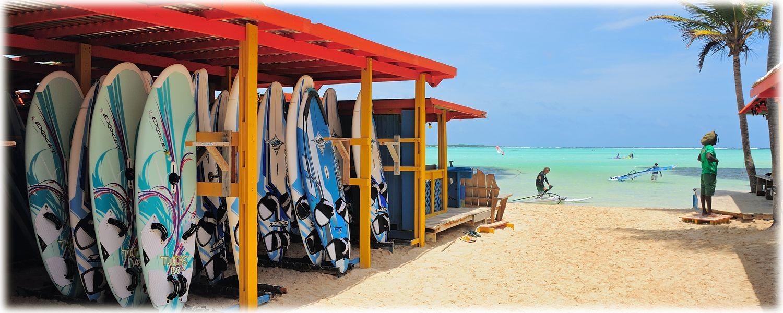 Jibe City Windsurf Paradise Woodstock Curacao Hotel