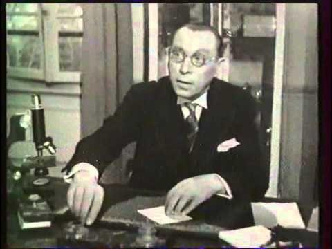knock jules romains louis jouvet film 1951 youtube louis jouvet pinterest cin ma. Black Bedroom Furniture Sets. Home Design Ideas